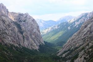 Trekking Mt Mingya Gongga