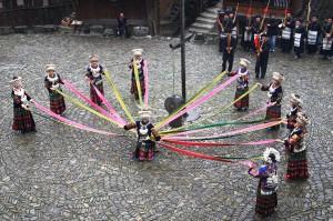 The Minority Village Tour in Guizhou and Guangxi province