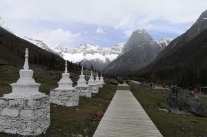 8 Day Trip to Climb Mt. Siguniang: Dafeng (5025m) Peak